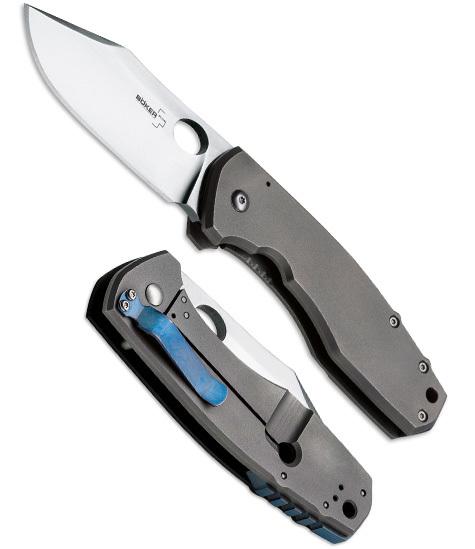 Нож Boker модель 01bo334 Vox F3 S35VN