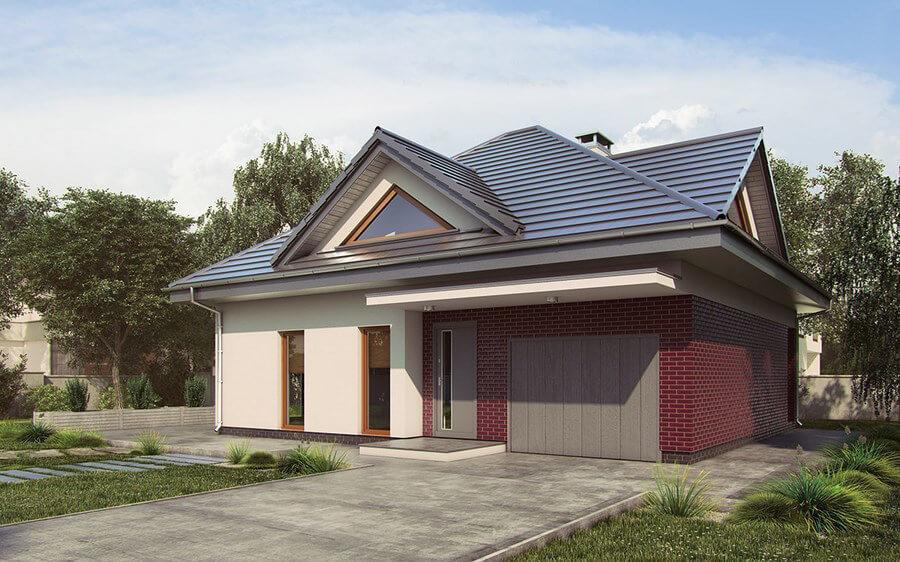 King Klinker - Cherry orchard (16), Free Art, 65x250x10, RF - Клинкерная плитка для фасада и внутренней отделки