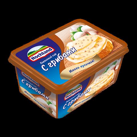 """Сыр плавленый """"Hochland"""" с грибами 400г"""