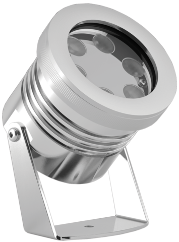 Светильник для фонтана XL 600-NW-G-S 24W/12-24V/warm white