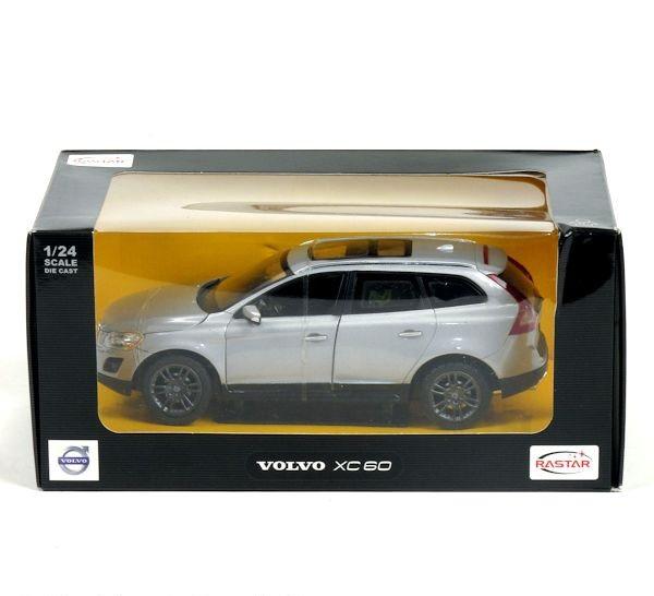 Машинка-игрушка Volvo XC60