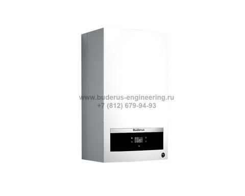 Buderus Logamax U072-35K Газовый Атмосферный котел Белый