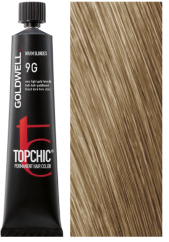 Goldwell Topchic 9G светло-русый золотистый TC 60ml