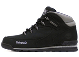 Мужские Ботинки Timberland Euro Sprint Waterproof Black Grey С Мехом