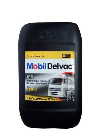 121650 152737 MOBIL DELVAC MX 15W-40 минеральное масло для коммерческого транспорта 20 Литров купить на сайте официального дилера Ht-oil.ru