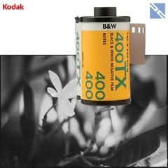 Фотопленка Kodak Tri-X 400 Черно-белая негатив (35мм, 36 кадров)