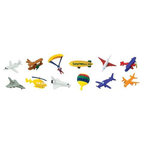 Набор фигурок Воздушный транспорт, Safari Ltd.