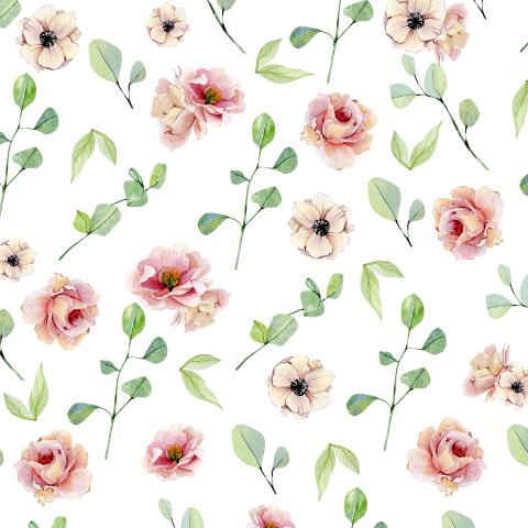 Цветы - весенний сад