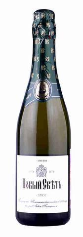 Шампанское Новый свет зкстра брют 13* Алкомаркет 0,75л