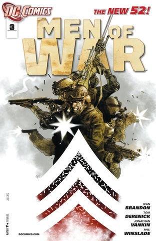 Men Of War #3