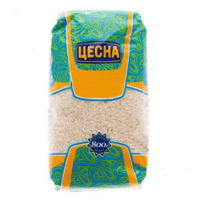 Рис длинозерный обработанный паром 800 гр.