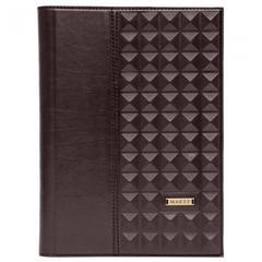 Ежедневник кожаный «Гламур в шоколаде»