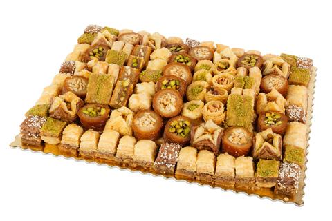 """Пахлава - ассорти ливанских сладостей """"Королевское"""", 5000 г"""