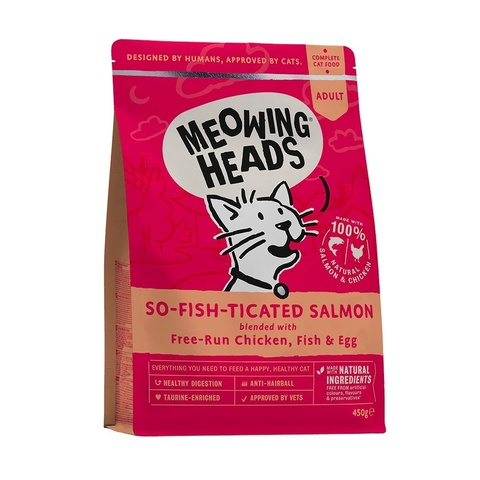 BARKING HEADS SO-FISH-TICATED SALMON