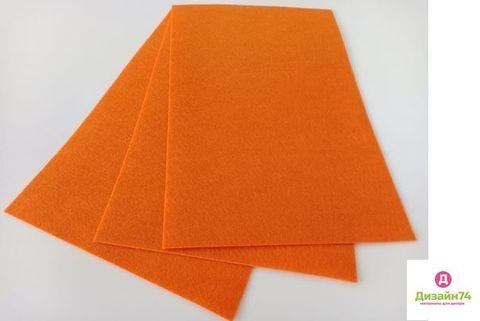 Фетр 20x30,  жесткий,  толщиной 1 мм Цвет №10