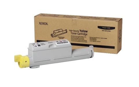 Картридж Xerox 106R01220 желтый