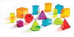 Геометрические фигуры 14 шт. Learning Resources