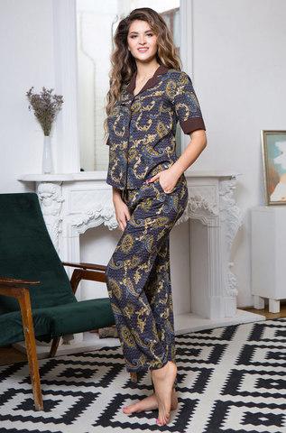 Комплект домашний с брюками MIA-MIA Elania 16425