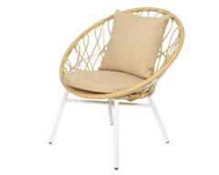 Кресло садовое Illumax Mallorca Biege