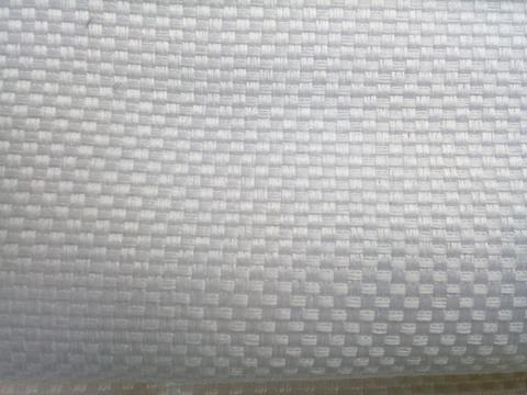 Блэкаут рогожка для штор белая. Ш-280 см. Арт. Т-818-28