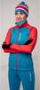 Утеплённый лыжный костюм Nordski Premium Blue/Red 2020 женский