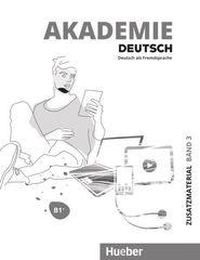 Akademie Deutsch B1+ Zusatzmaterial - Interakti...