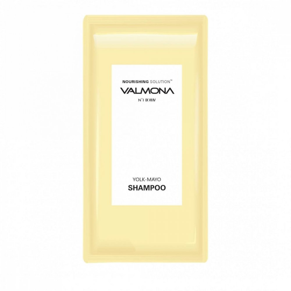 Шампунь для волос Шампунь для волос ПИТАНИЕ VALMONA Nourishing Solution Yolk-Mayo Shampoo 10 мл 181376009860451c74ceea4_original.jpg