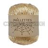 Wool Sea Paillettes 005 (бежевый)