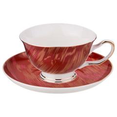 Чайный набор из фарфора на 6 персон 275-947