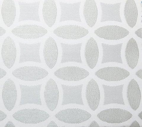 Портьерная ткань двухсторонний жаккард Любава серый
