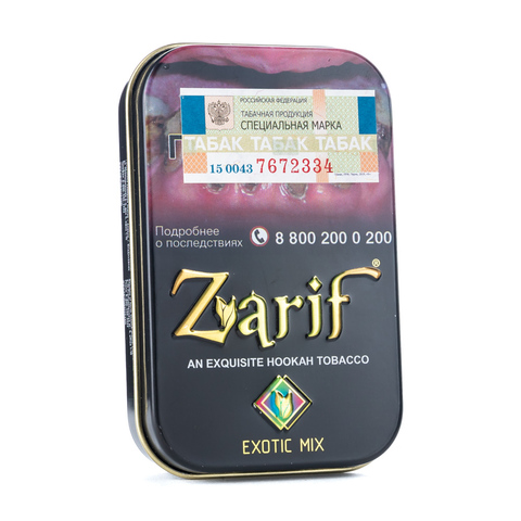 Табак Zarif Exotic mix (Экзотический микс) 50 г