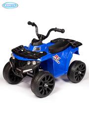 Электроквадроцикл Barty O777MM, синий