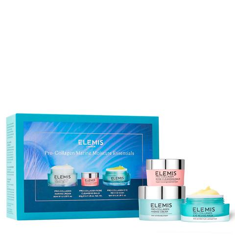 Elemis Набор эксклюзивное трио фаворитов Pro-Collagen Marine Moisture Essentials Kit