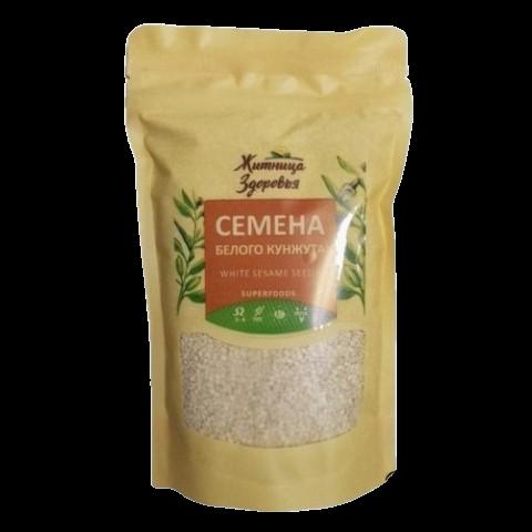 Семена белого кунжута ЖИТНИЦА ЗДОРОВЬЯ, 210 гр