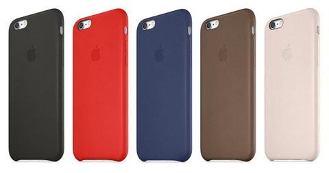 Чехол для для iPhone 6/6S Apple Leather Case