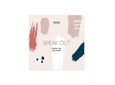 OTT-011 Слайдеры для нейл-дизайна. Transfer: Speak Out #2