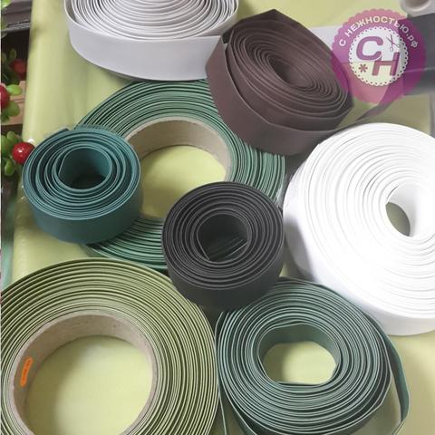 Термоусадочная лента для ростовых цветов, 1 м.
