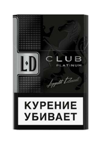 ЛД КЛАБ ПЛАТИНУМ Autograph Табак