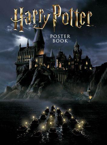 Harry Potter / Гарри Поттер. Постер-бук (9 штук)
