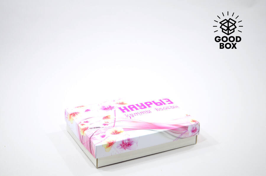 Красивые коробки на Наурыз купить недорого в Казахстане