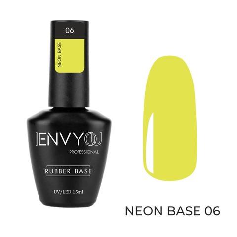 База камуфлирующая ENVY Neon Base 06 15мл