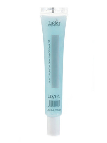 Lador Маска по восстановлению волос (программа) Programs 01 20ml (tube type) ЛД24.jpg