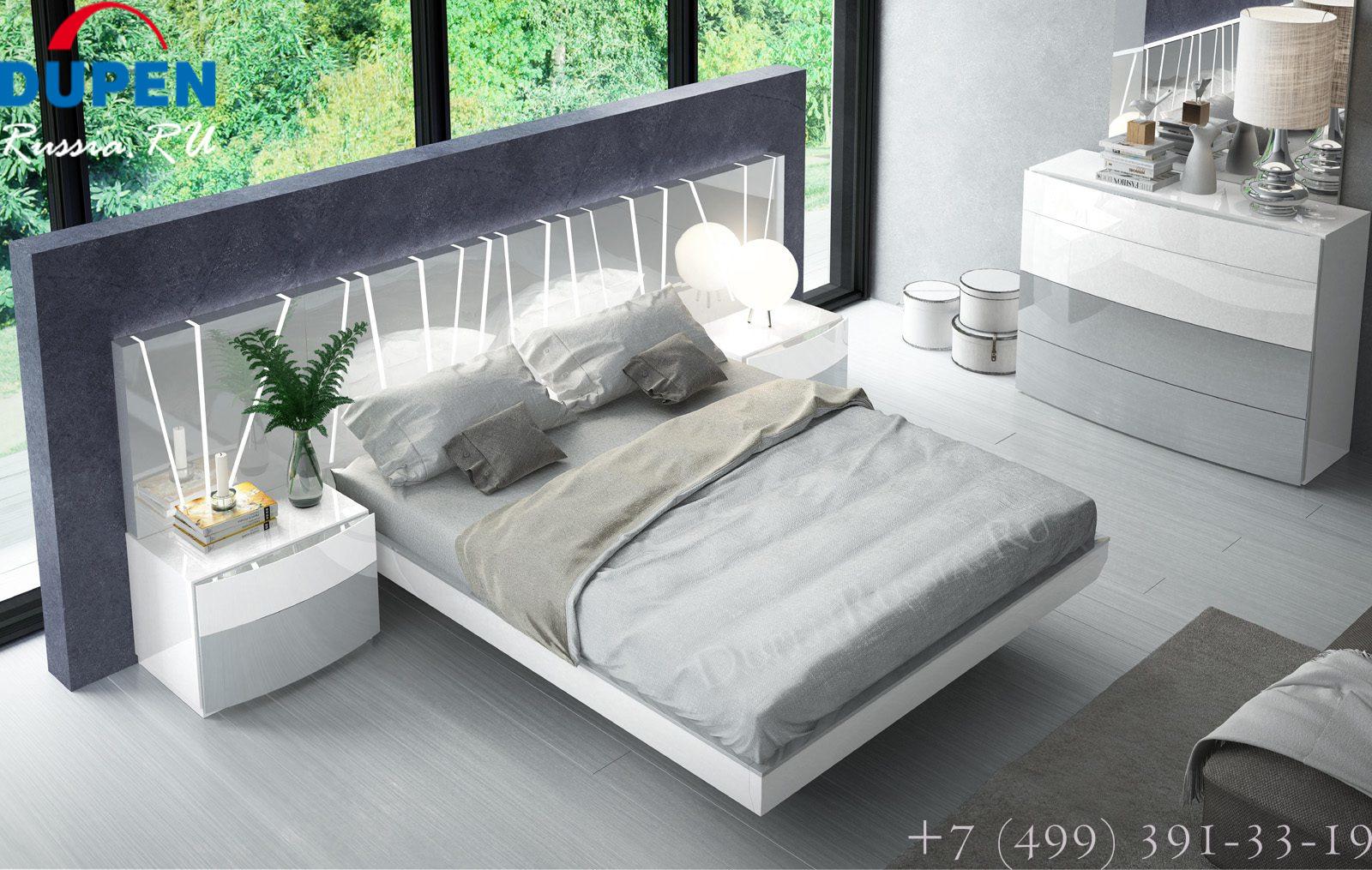 Спальня FENICIA Mobiliario 606 VANESSA