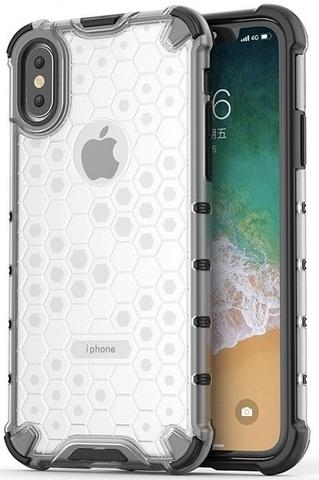 Чехол прозрачный на iPhone XS Max от Caseport, серия Honey