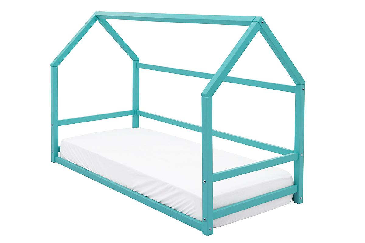 Кровать-домик Монтессори «Svogen» мятный