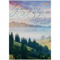 Akvarel üçün kağız а Третьяковская Галерея 10 vərəq А3