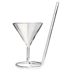 Бокал с трубочкой для вина 180 мл «Эльза», фото 5