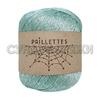 Wool Sea Paillettes 025 (мята)