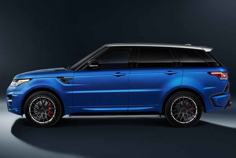 Обвес Larte Design Winner для Range Rover Sport