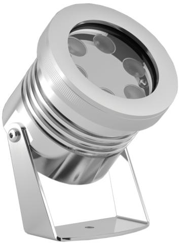 Светильник для фонтана XL 600-RGB-E-S 14W/12-24V